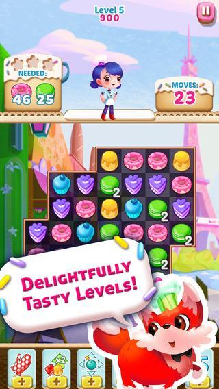Cupcake Mania - Imagem 1 do software
