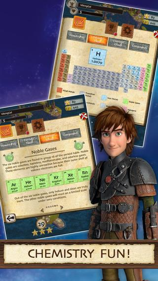 School of Dragons: Alchemy Adventure - Imagem 1 do software