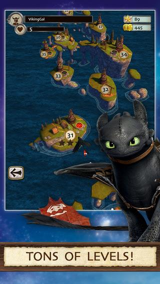 School of Dragons: Alchemy Adventure - Imagem 2 do software