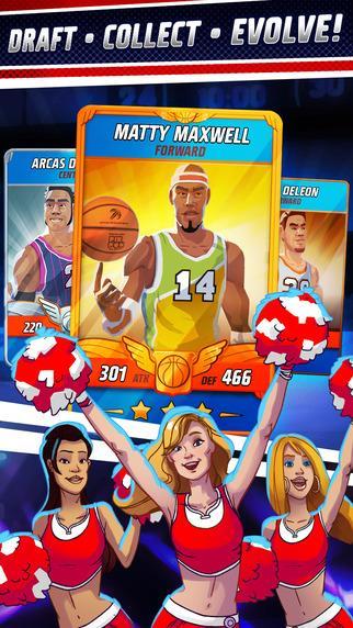 Rival Stars Basketball - Imagem 2 do software