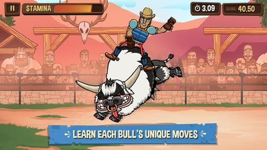 PBR: Raging Bulls - Imagem 1 do software