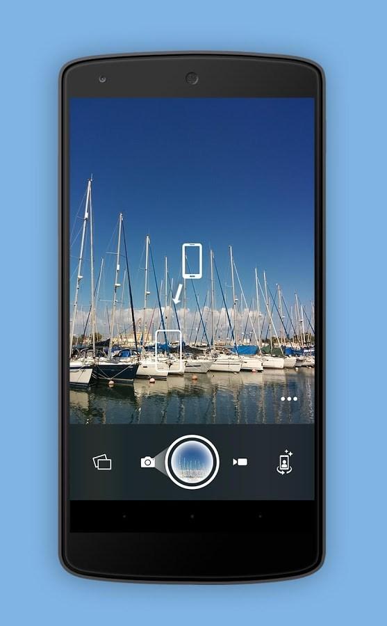 Camera51 - a smarter camera - Imagem 1 do software