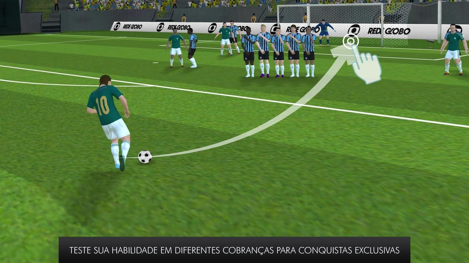 GameFutebol - Imagem 1 do software