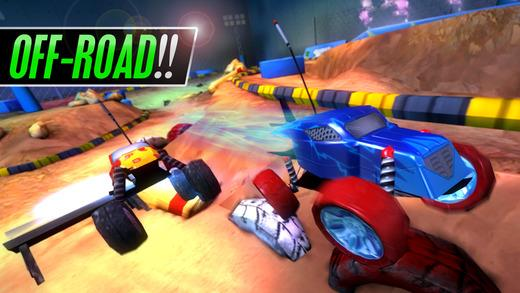 Touch Racing 2 - Imagem 1 do software