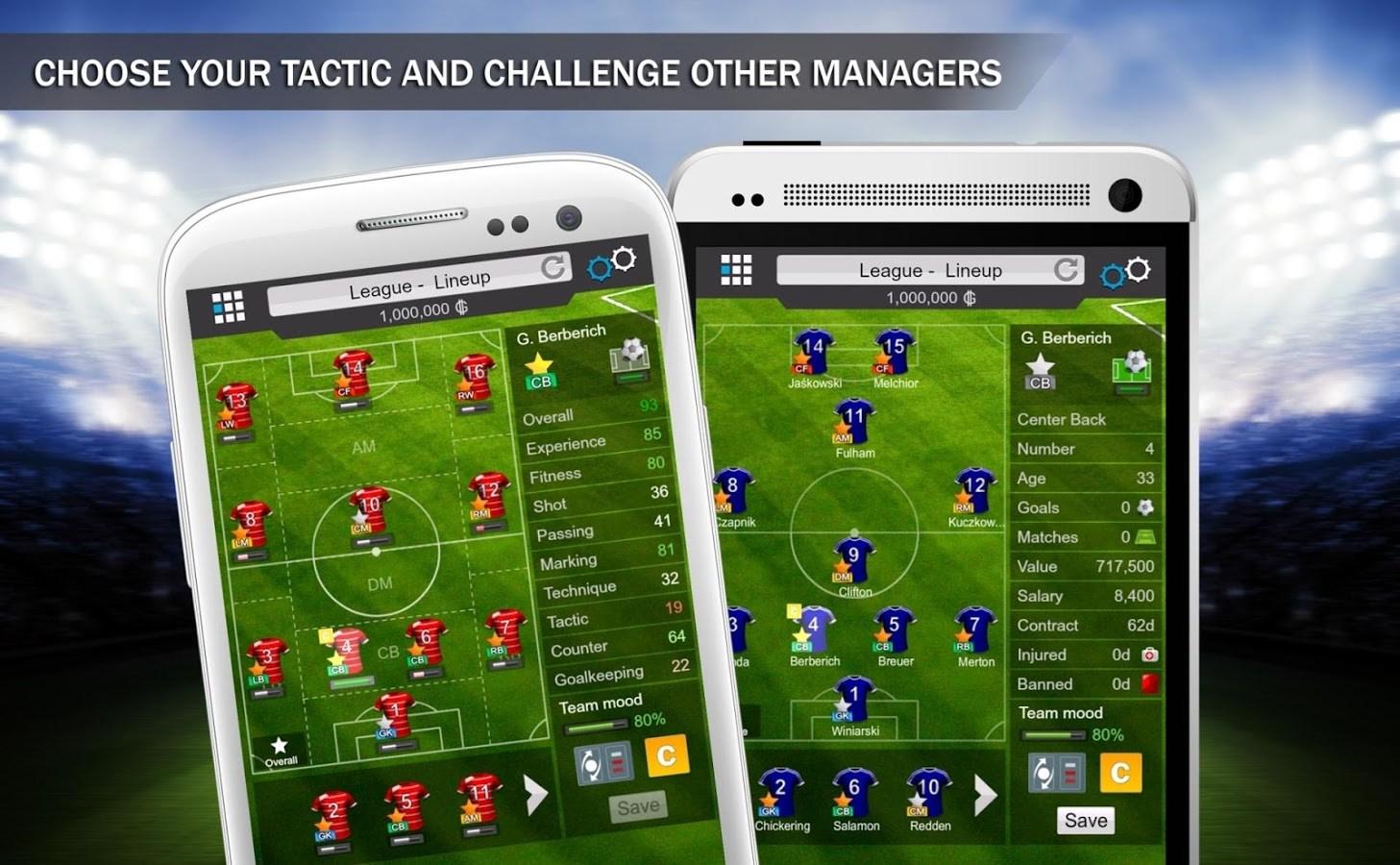 GOAL Soccer Manager - Imagem 1 do software