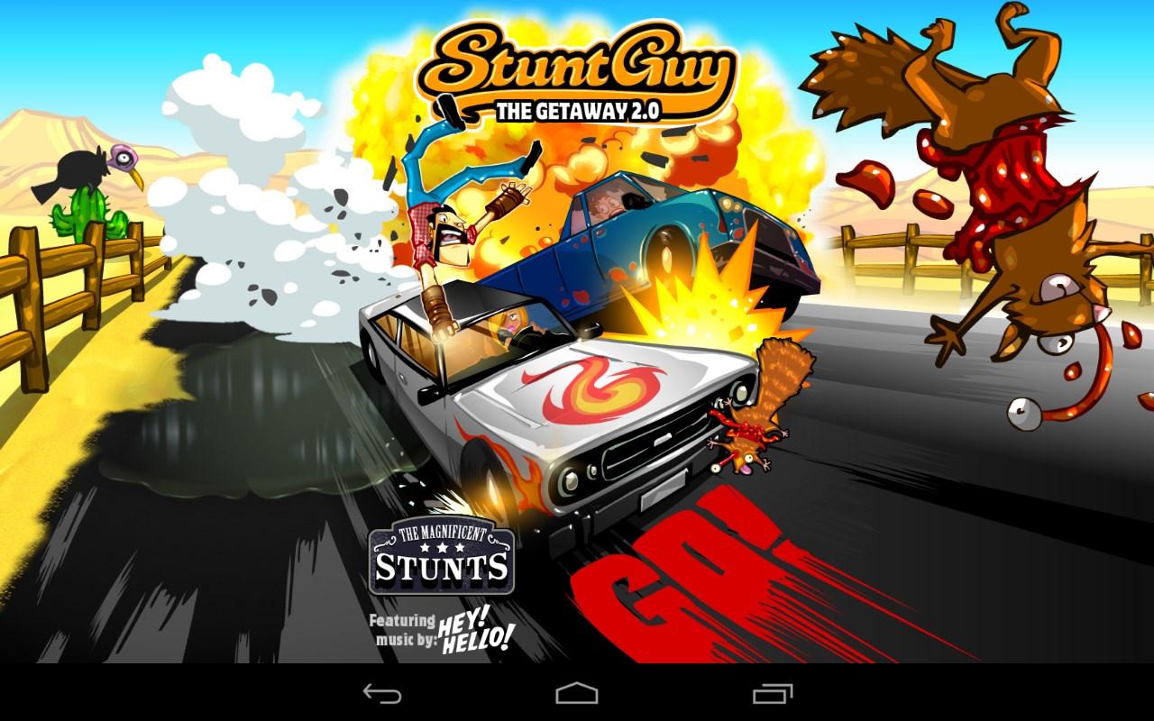 Stunt Guy 2.0 - Imagem 1 do software