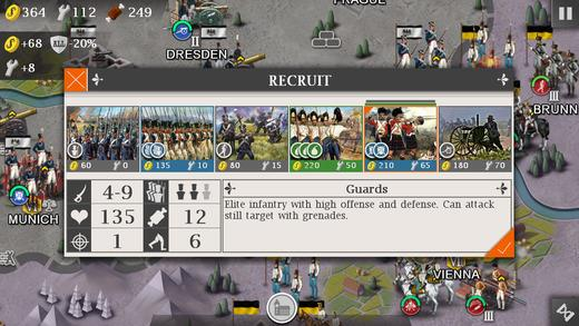 European War 4: Napoleon - Imagem 1 do software