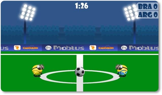 Mini Football: Mobius - Imagem 1 do software