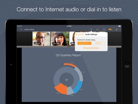 GoToMeeting - Imagem 1 do software
