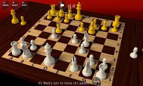 3D Chess Game Free - Imagem 1 do software