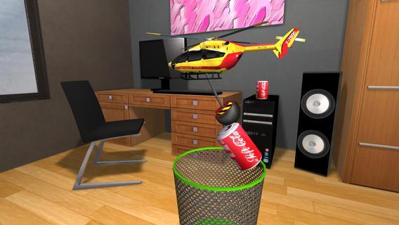Helidroid 3: 3D RC Helicóptero - Imagem 1 do software