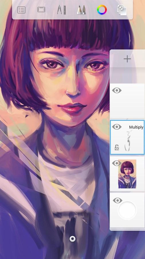 Autodesk SketchBook - Imagem 1 do software
