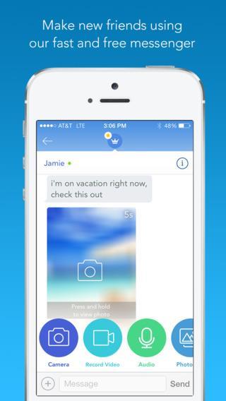 Chatous - Random Chat, Make Friends - Imagem 1 do software