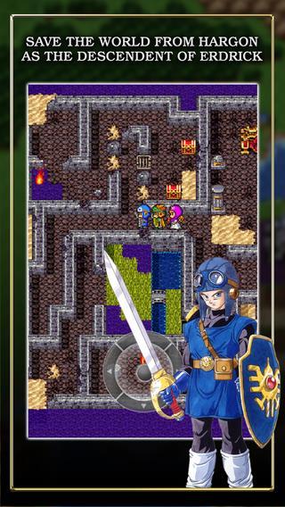 DRAGON QUEST II - Imagem 1 do software