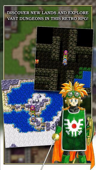 DRAGON QUEST II - Imagem 2 do software