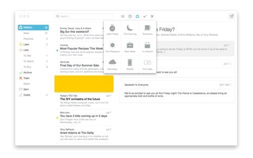 Mailbox - Imagem 1 do software