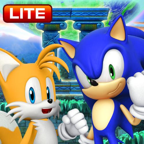 Logo Sonic 4 Episode II LITE ícone