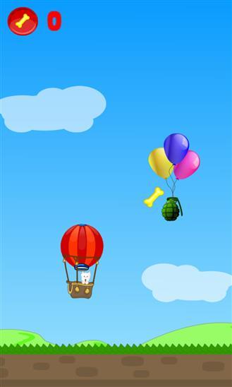 Adventure Balloon - Imagem 1 do software