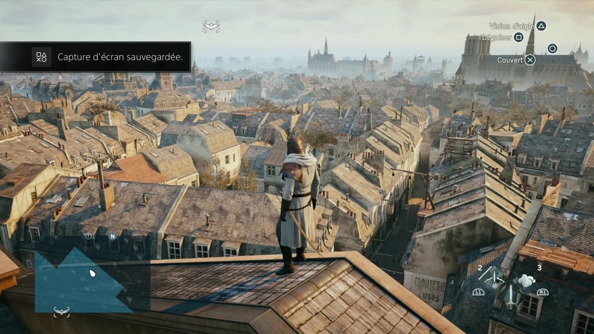 Imagens e vídeos vazados mostram mais conteúdo de Assassin's Creed Unity