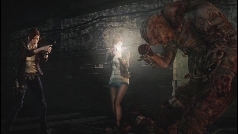 É hora de babar em mais gameplay e um monte de imagens de RE: Revelations 2