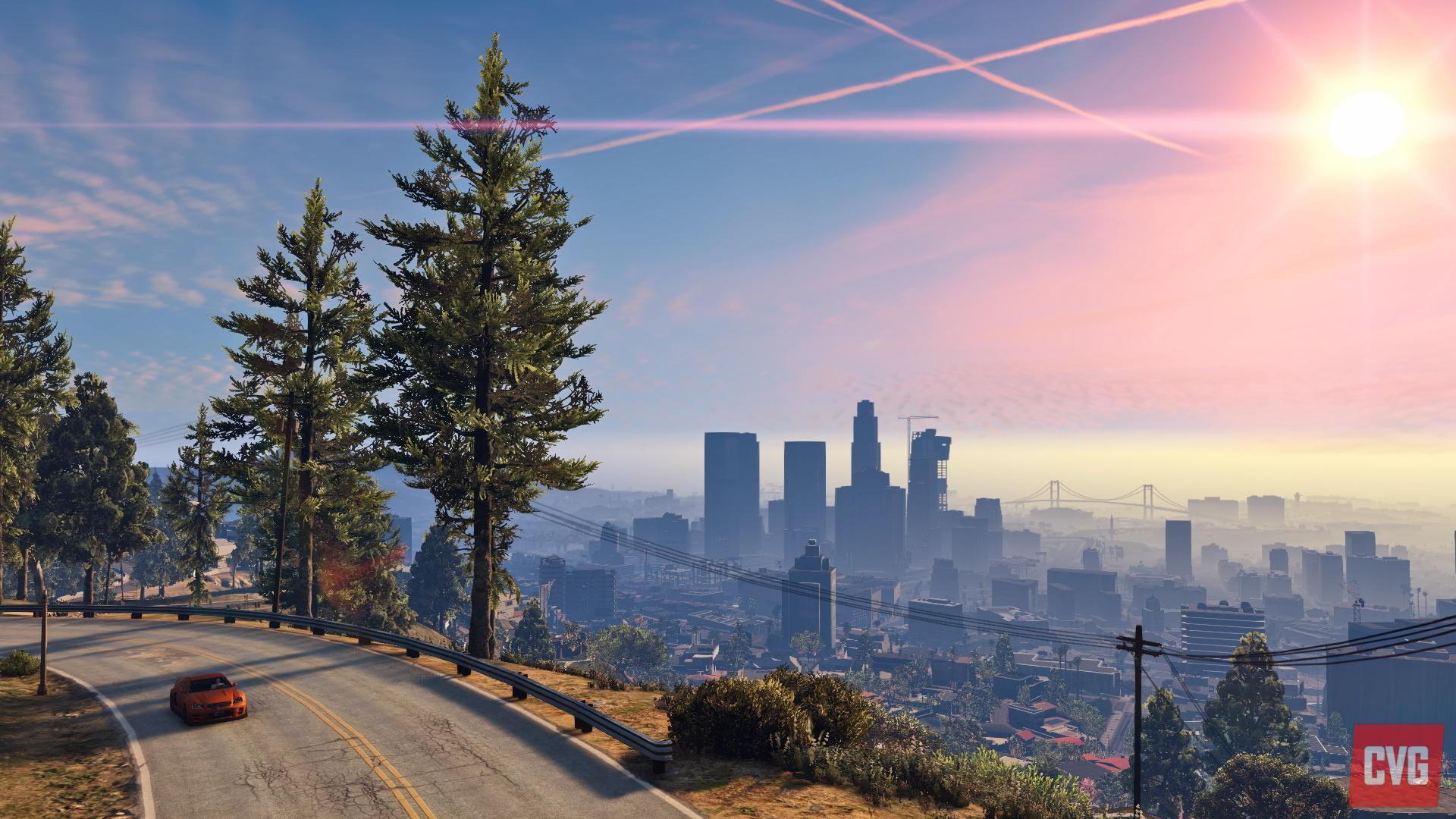 Explosivo! Trailer de gameplay de GTA V confirma modo em primeira pessoa