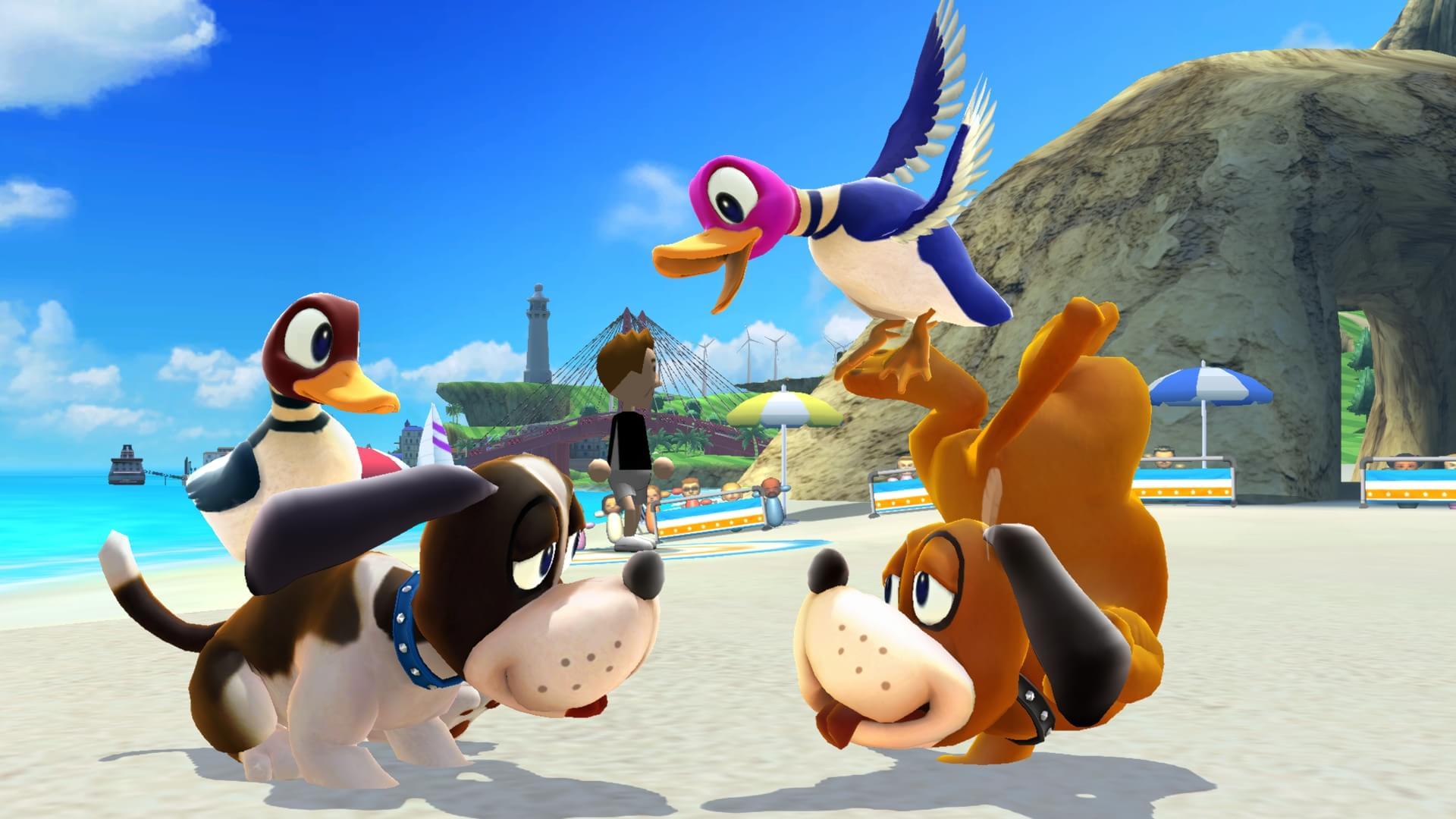 Animais de Duck Hunt entram em ação em Smash Bros. de Wii U [vídeo/imagens]