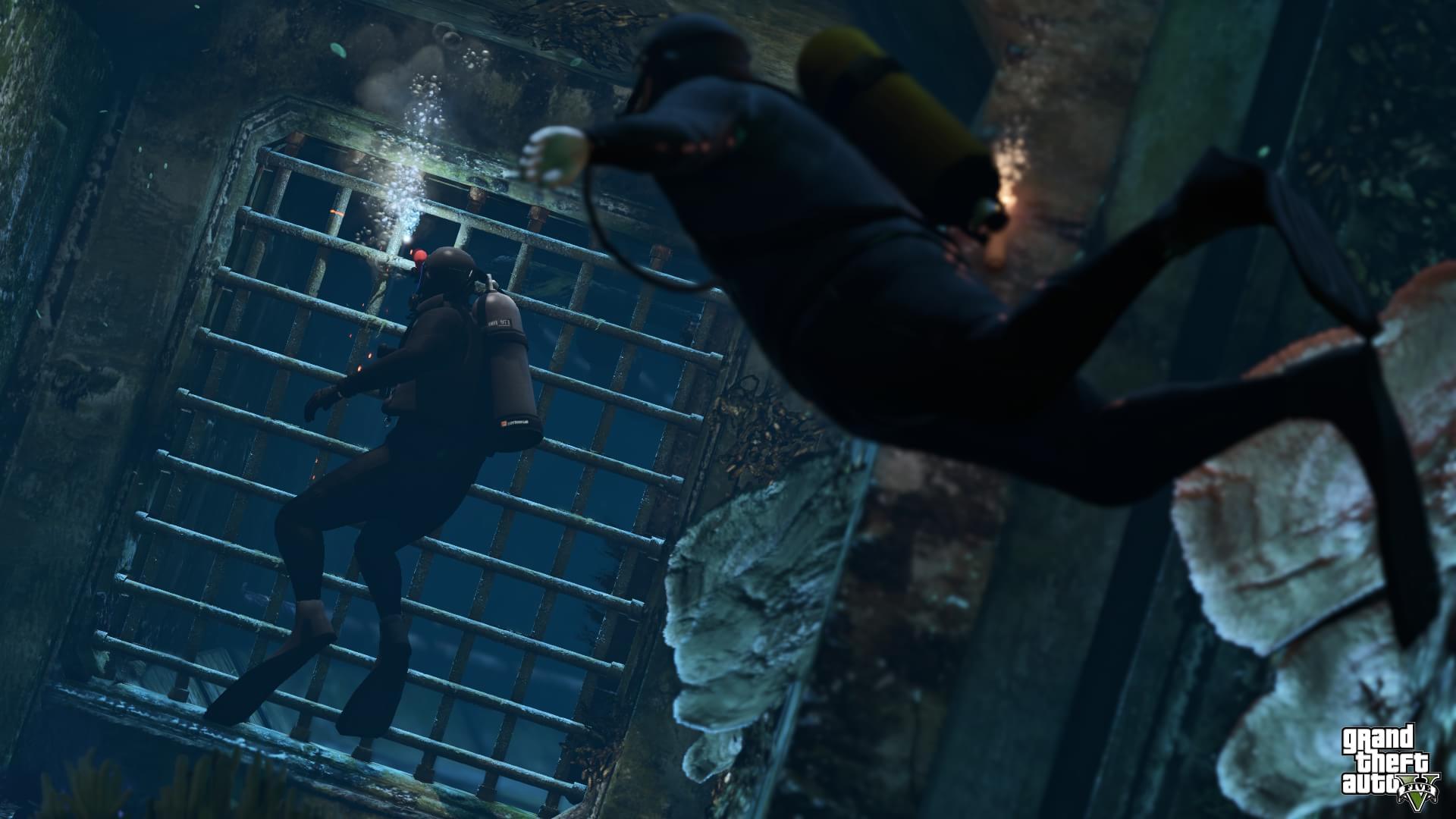Rockstar libera uma enxurrada de imagens de GTA V em 1080p [galeria]