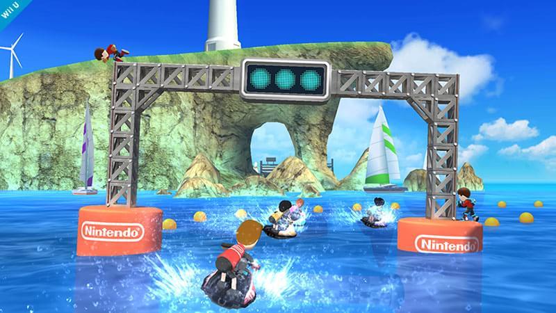 Confira dois novos estágios de Super Smash Bros. exclusivos do Wii U