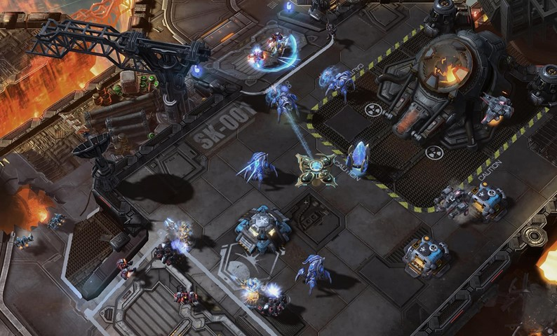 Blizzard revela a conclusão de StarCraft II com vídeo de Legacy of the Void