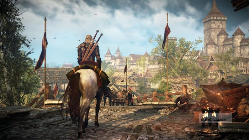 Mais screenshots impressionantes de The Witcher 3: Wild Hunt são liberadas