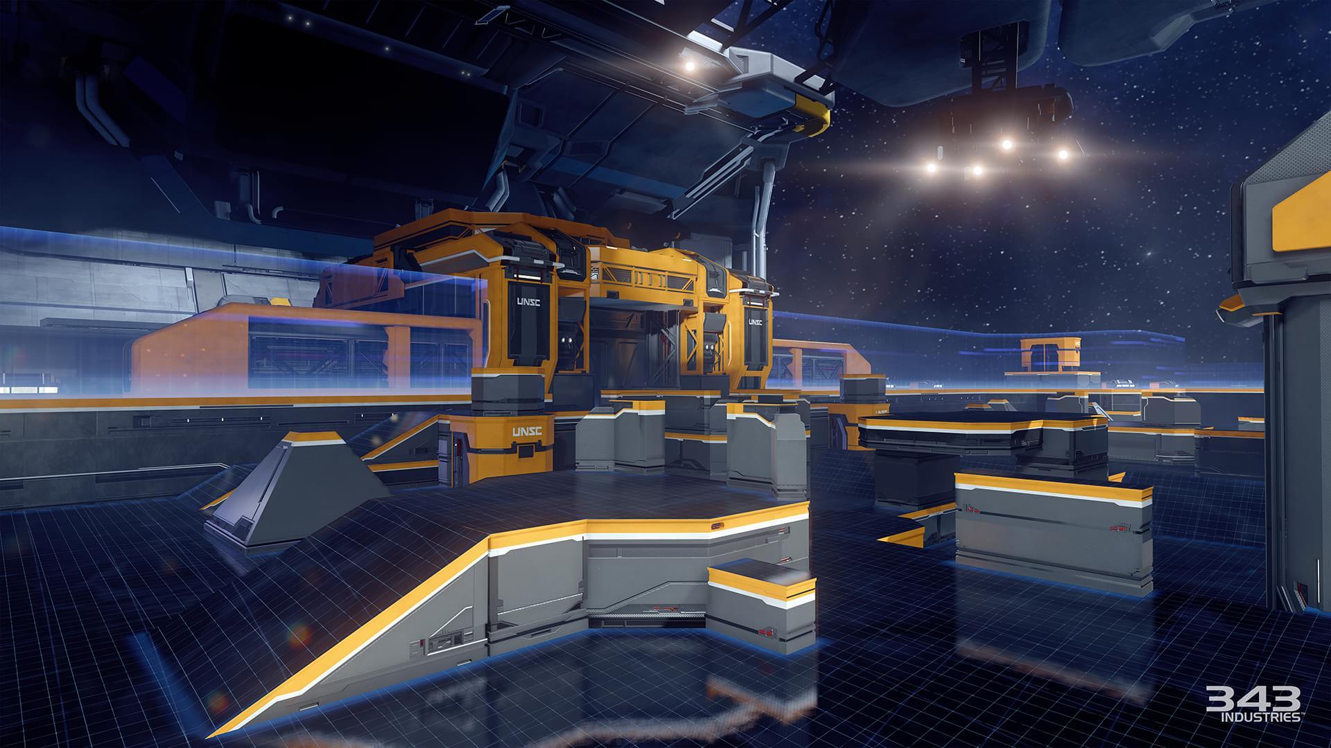 Confira algumas imagens do multiplayer de Halo 5: Guardians
