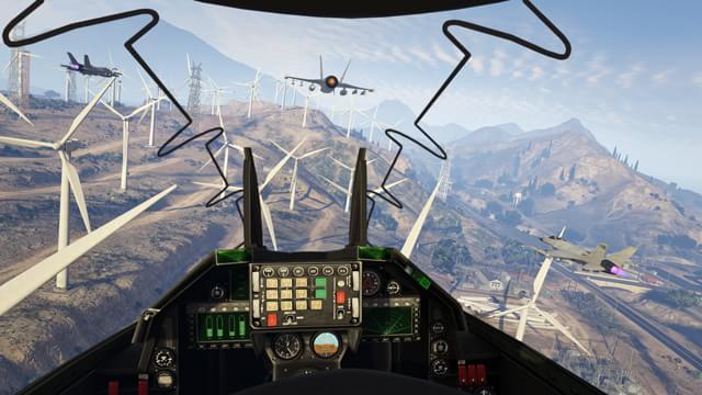 Novas imagens de GTA V exibem os recursos adicionais da versão next-gen