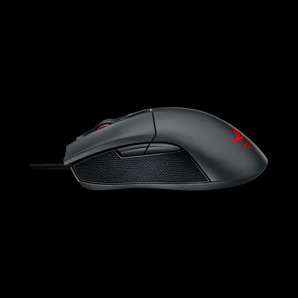 Novo mouse da ASUS oferece cabo removível e ajuste de cliques para gamers