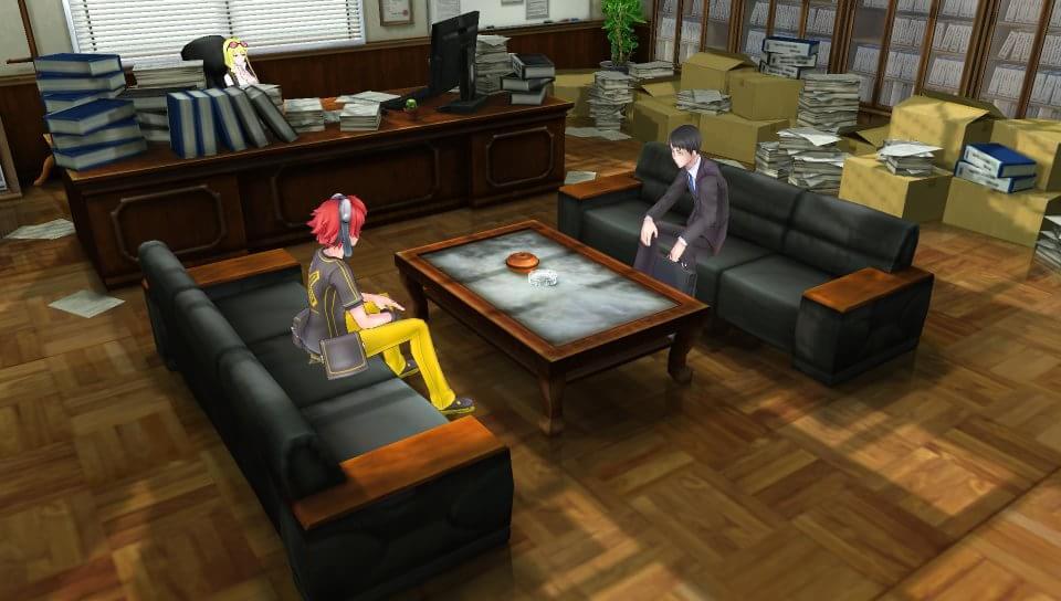 Digimon Story: Cyber Sleuth Screenshots