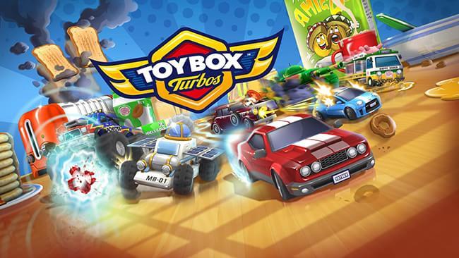 Toybox Turbos - Imagens e vídeo