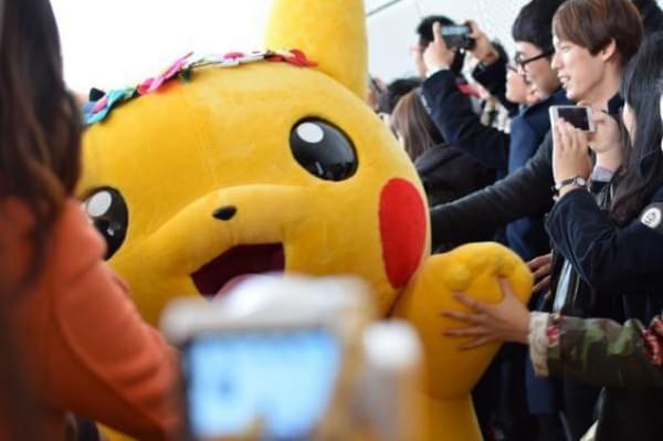 Desfile de Pikachu é interrompido na Coreia do Sul por motivos de segurança
