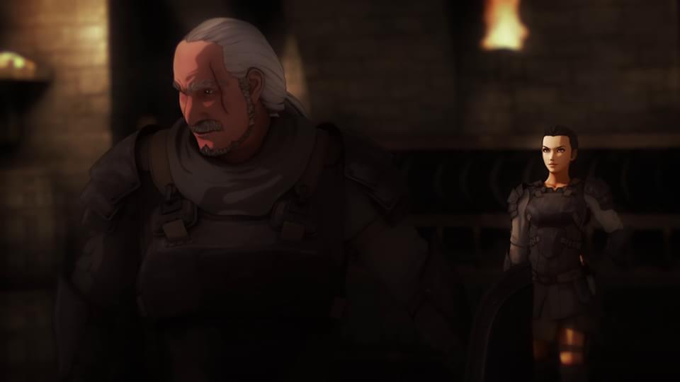 Anime de Dragon Age pode ser uma porta de entrada para a série