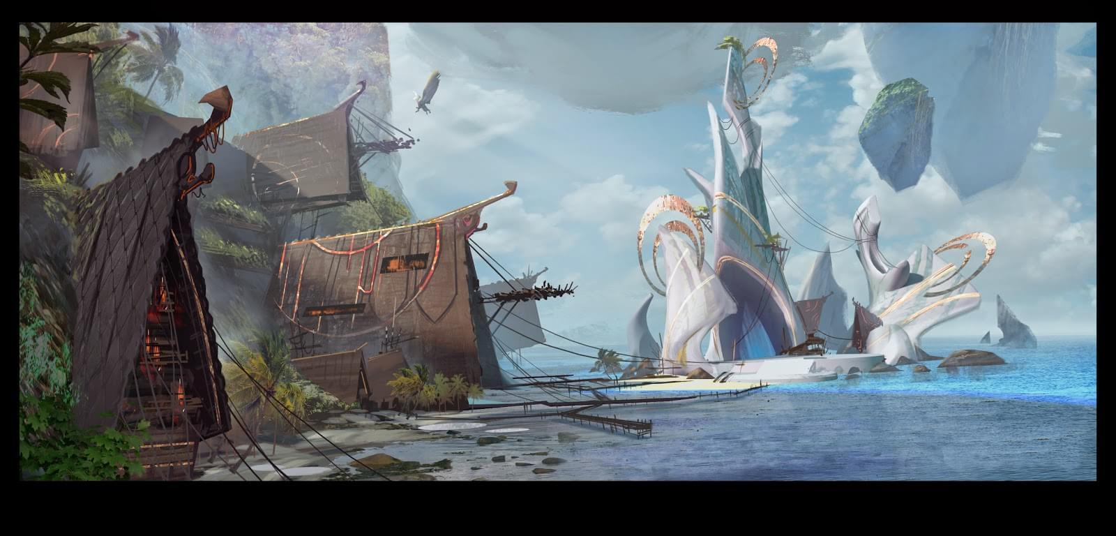 Wander, o MMO sem lutas para PC e PS4