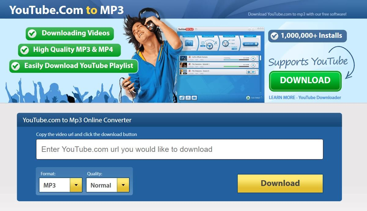 how to download youtube videos to mp3 online