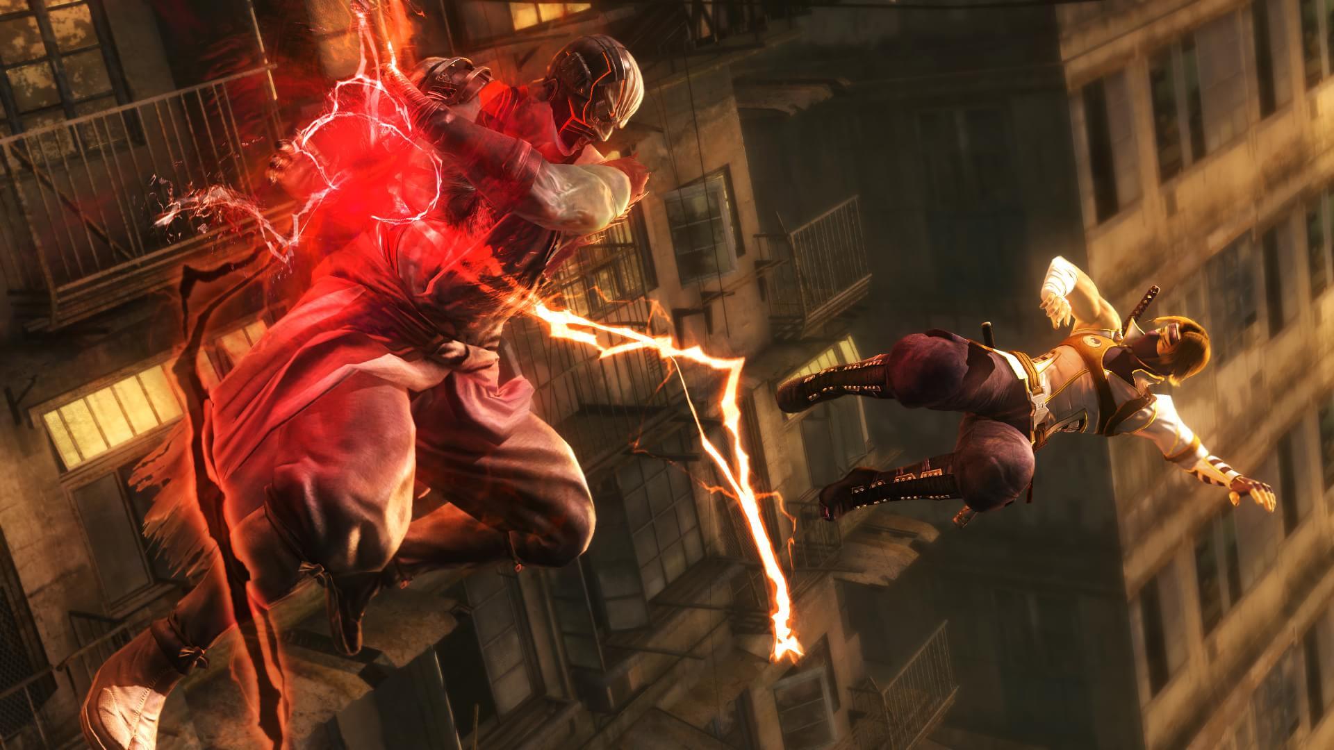 Raidou está de volta em Dead or Alive 5: Last Round [vídeo]