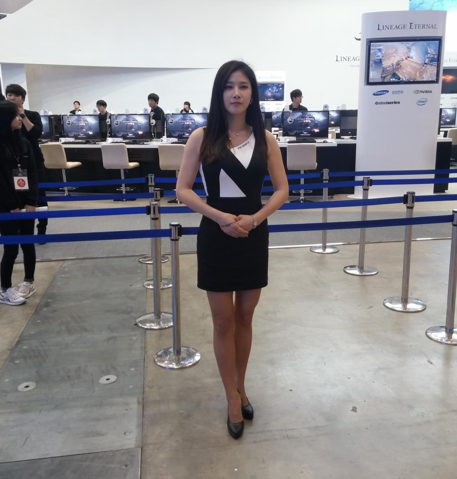 G-Star 2014: confira as fotos das booth babes que embelezaram o evento