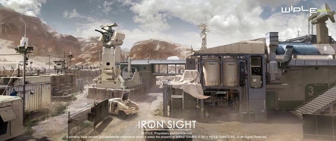 Iron Sight: FPS online explosivo é anunciado na G-Star 2014
