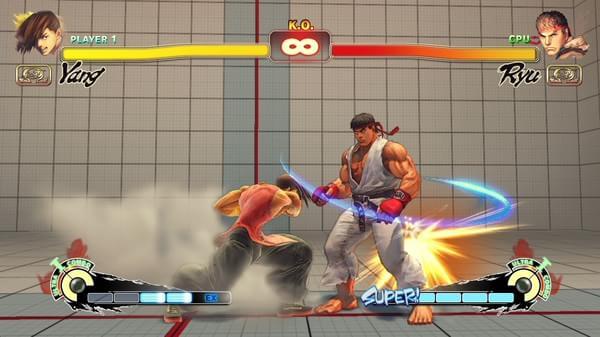 Capcom mostra mudanças dos personagens de 3rd Strike no Omega Mode do USFIV