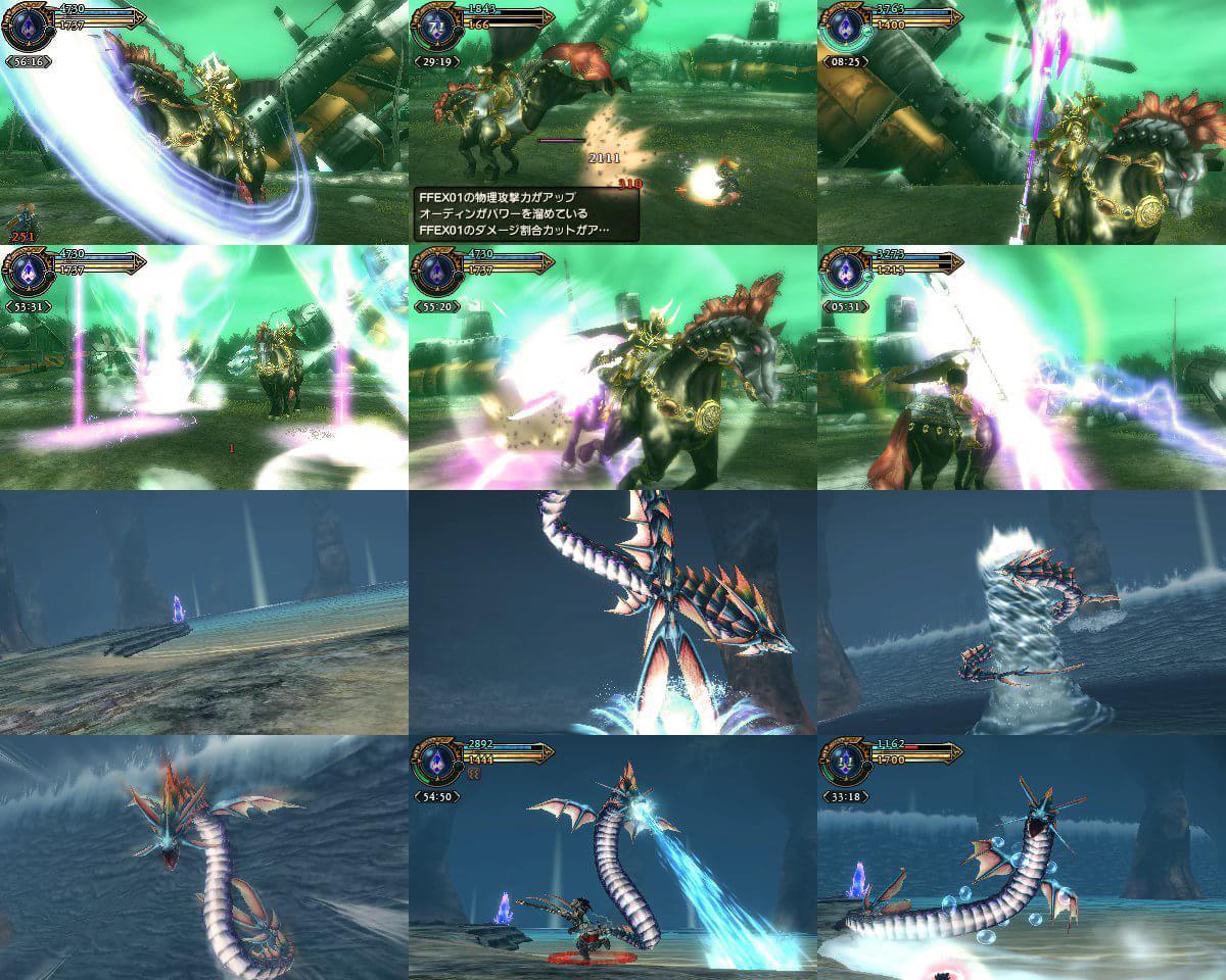 Veja as novas imagens de Final Fantasy Explorer