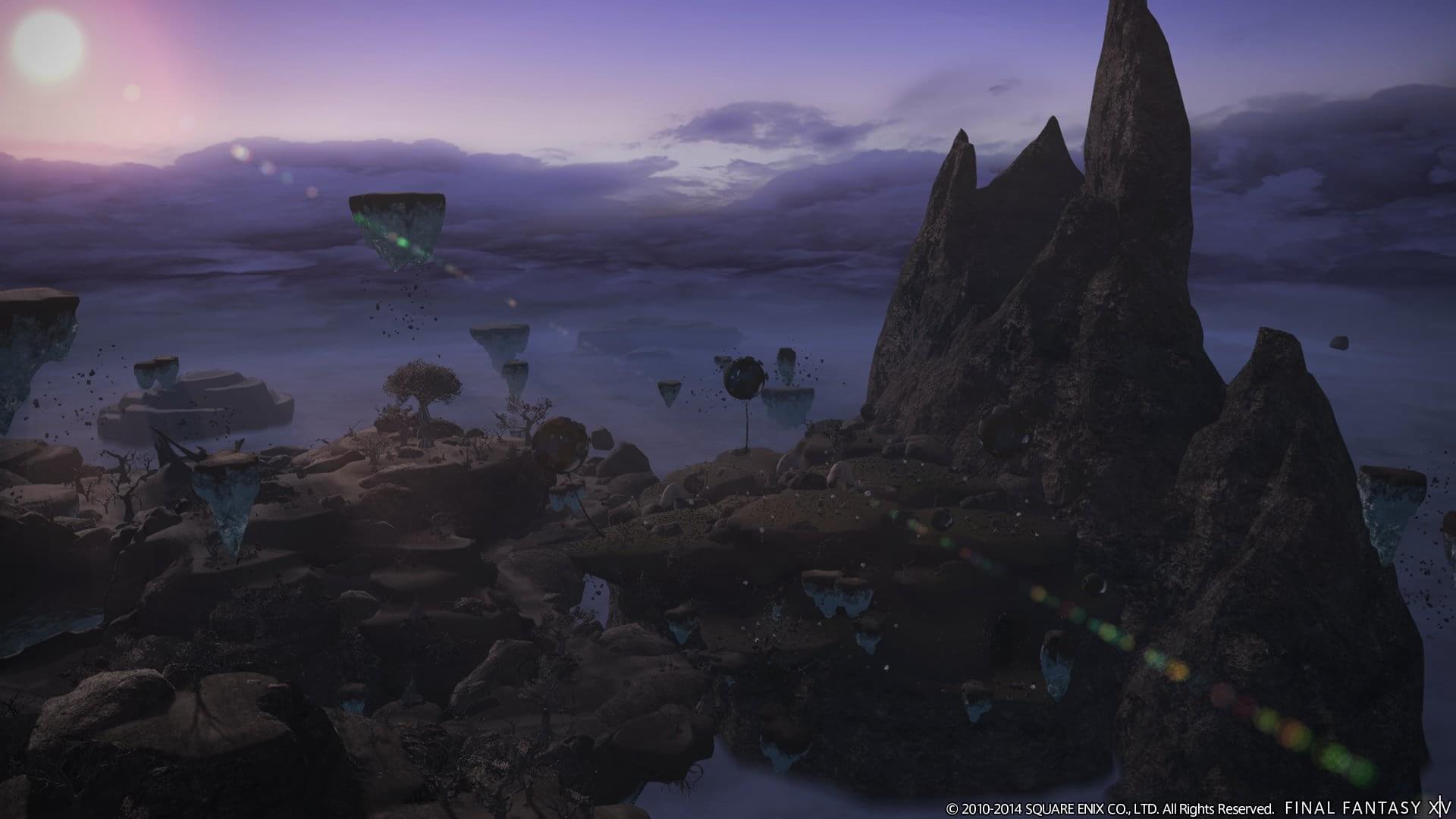 Novas imagens de Final Fantasy XIV: Heavensward, confira