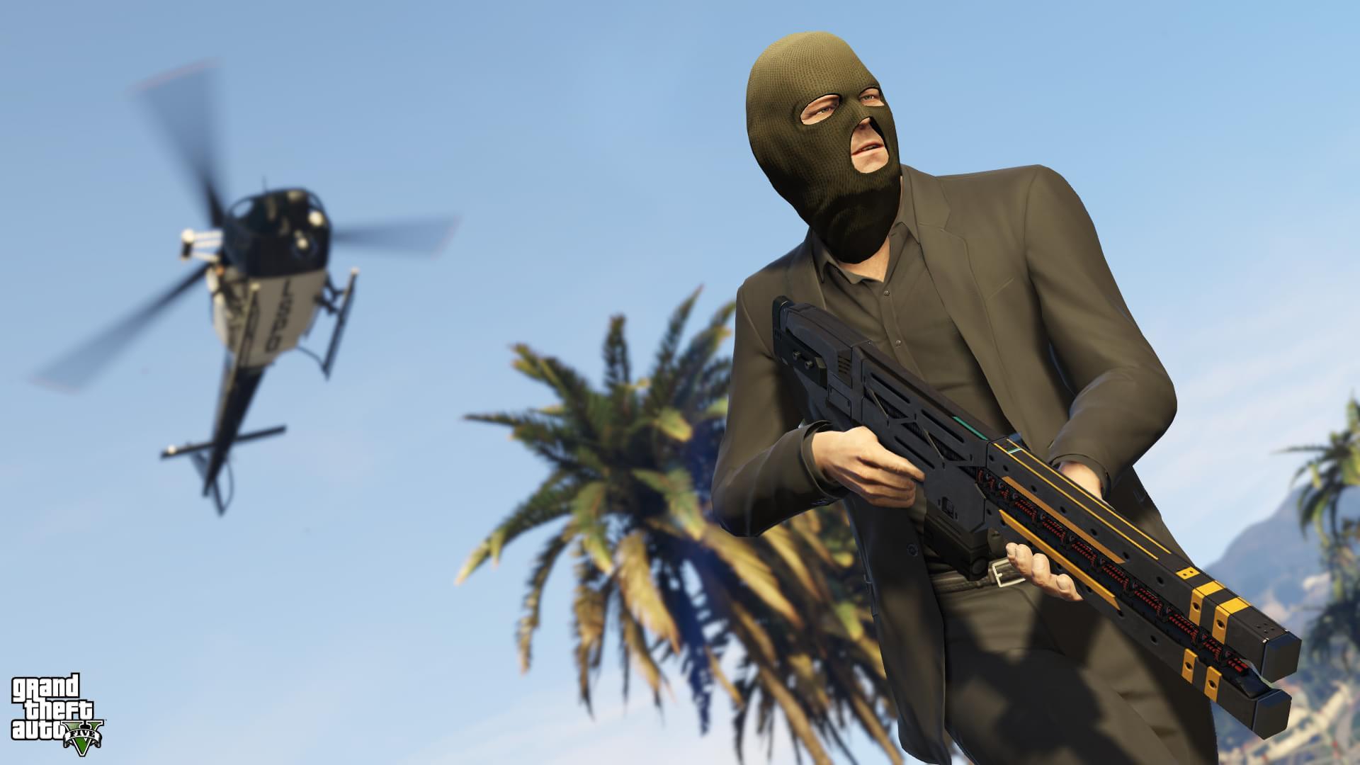 Novas imagens de GTA: V da nova geração