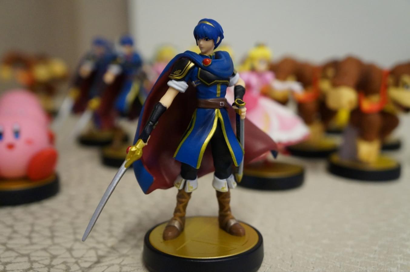 Amiibos: confira a versão final vs a versão anunciada