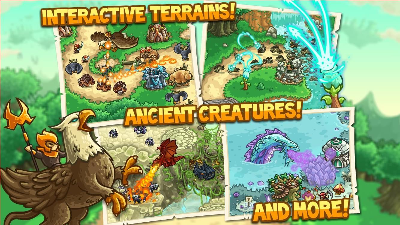 Kingdom Rush Origin, TD com gráficos belíssimos e jogabilidade desafiante