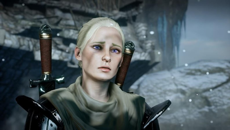 Fã cria Daenerys Targaryen de Game of Thrones em Dragon Age: Inquisition