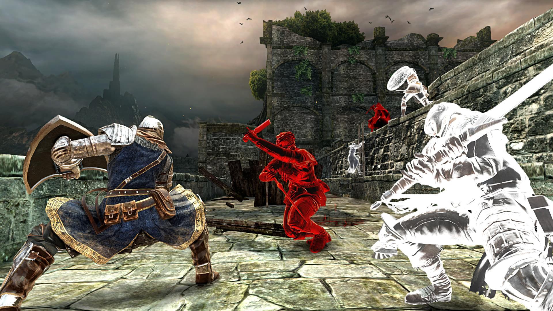 Dark Souls II completo será lançado para PC, PS4, XOne, PS3 e X360 em abril